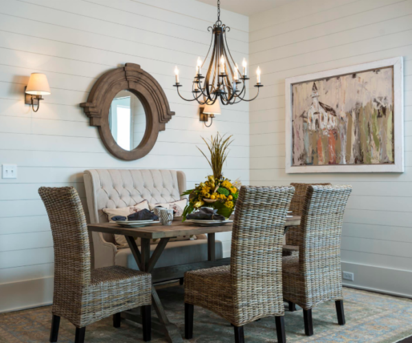 shiplap-dining-room-white-transitional