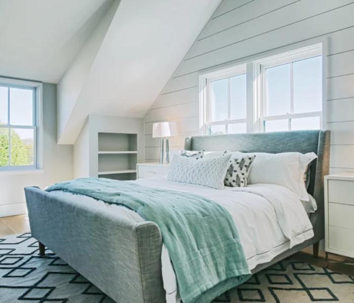 shiplap-bedroom-white-accent-head-board-wall