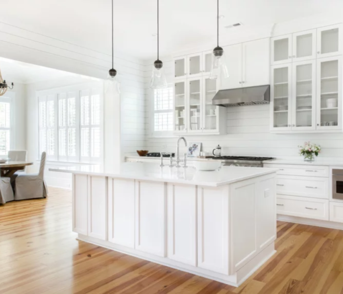 shiplap-kitchen-white-room-accent-white-cabinet