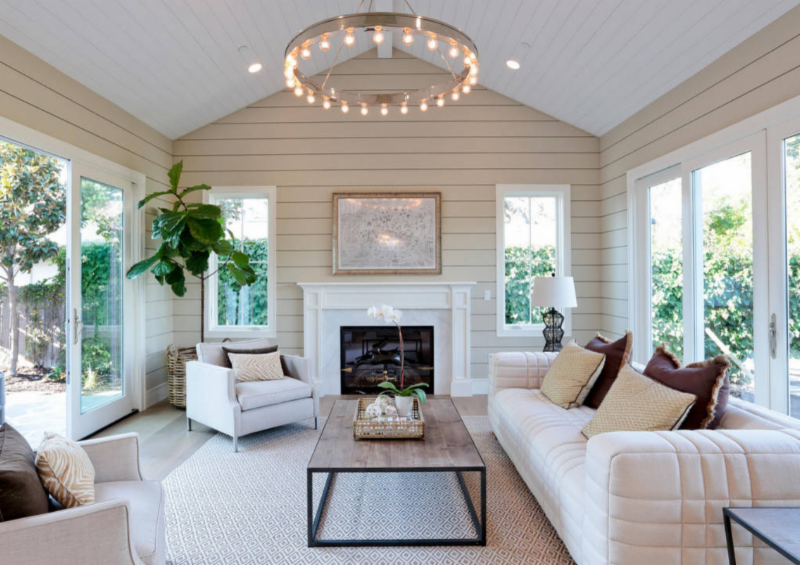 shiplap-living-room-fireplace-tan-white